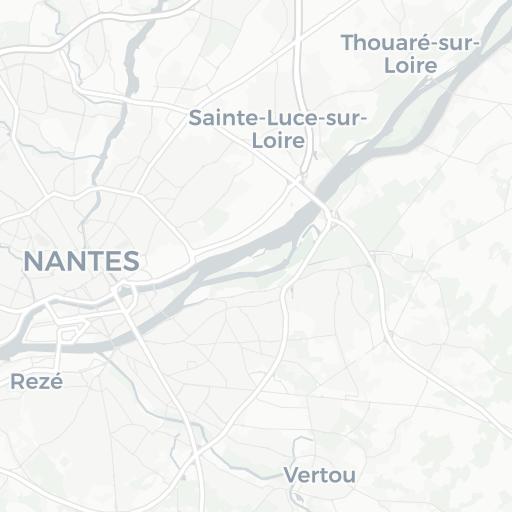 Zone De Chalandise A Nantes 44 Isocarto Fr