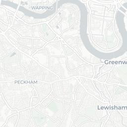 London Public Transport Map.London Mapnificent Dynamic Public Transport Travel Time Maps