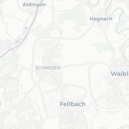 Stuttgart Mapnificent Dynamic Public Transport Travel Time Maps