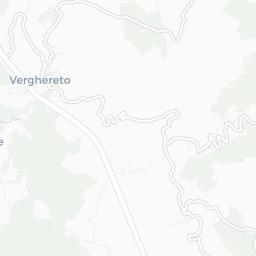 Mappa turistica di Bagno di Romagna : Cartina di Bagno di Romagna