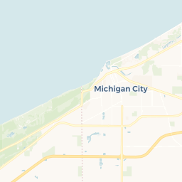 New Buffalo Michigan Map.Directions From New Buffalo Michigan To Michigan City Indiana