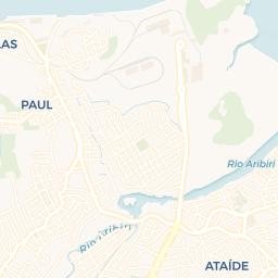 Mapa Da Ilha Das Flores Com Cidades Vilas E Municípios