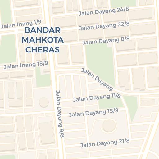 Kedai Basikal Hup Seng Bandar Mahkota Cheras Receipt